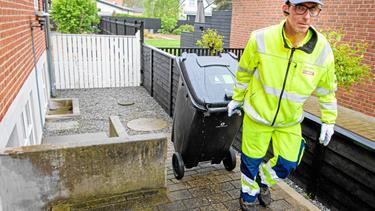 Flertallet siger ok: Det bliver dyrere at komme af med affaldet i Frederikshavn