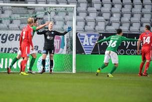 Thisted kunne intet stille op mod topholdet Viborg
