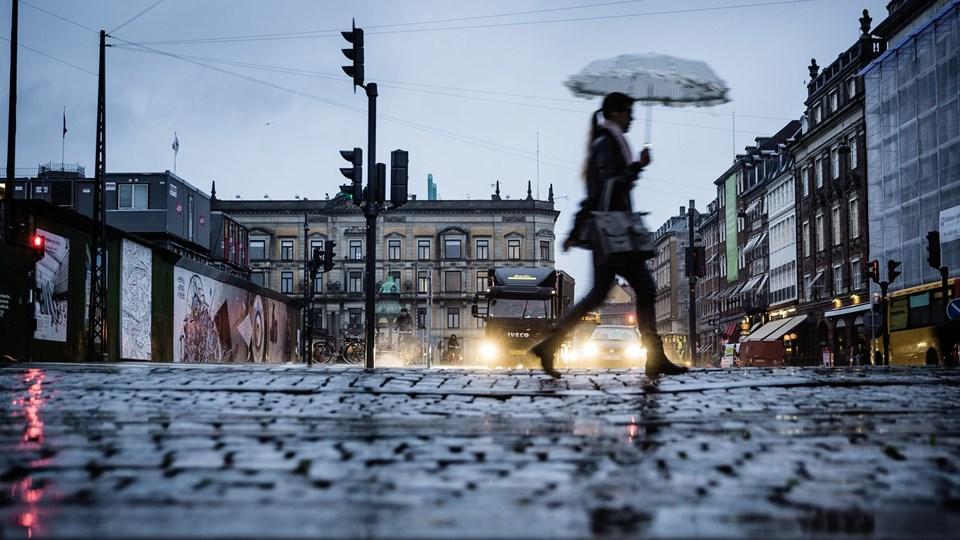 Vejrbillede Foto: Scanpix/Thomas Lekfeldt