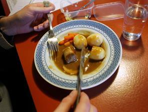 Mandagsmad i Horne - sammen med andre