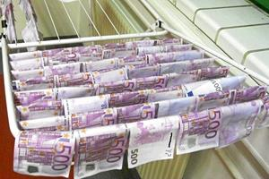 Pas på: 500-eurosedler er snart fortid