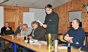 Jægerne i Hjallerup holdt generalforsamling