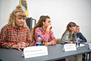 Unge satte dagsordenen til debat: - EU skal være med til at løse klimaproblemer