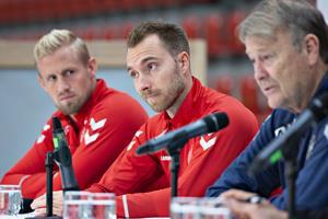 Lucas Andersen kommer i kamp mod Luxembourg