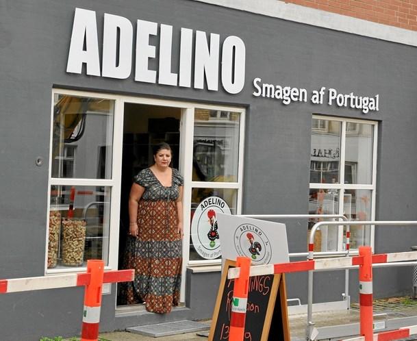 Adelino er flyttet til Aalborg