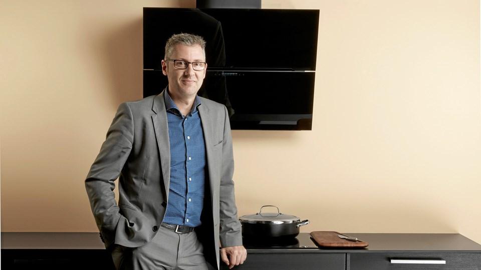 Virksomhedens adm. direktør Michael Jacobsen modtog sidste år Den Nordjyske Ledelsespris. Arkivfoto
