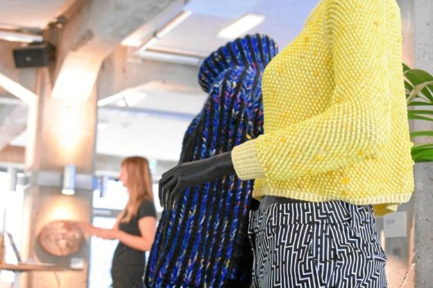 Der er lagt op til en dag med kreativitet i fokus, når der er Fiberfryd Festival. PR-foto