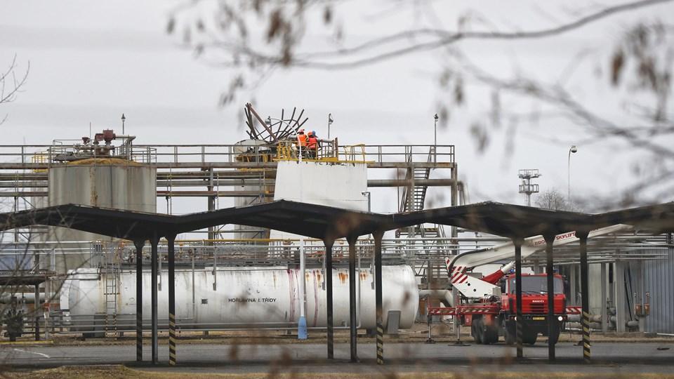 En eksplosion har kostet seks personer livet på en kemikaliefabrik i Tjekkiet. Foto: Scanpix/Petr David Josek