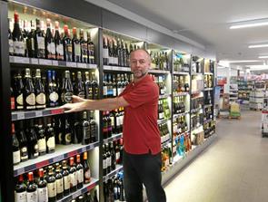 Glæde over overskud i Gjøl Brugs