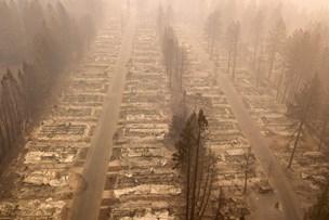 631 meldes savnet efter Californiens dødeligste brand