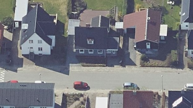 Hus på Østre Alle i Hjørring er solgt for 990.000