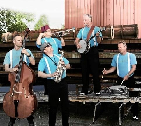 Jazz Bufetten i Østre Lade