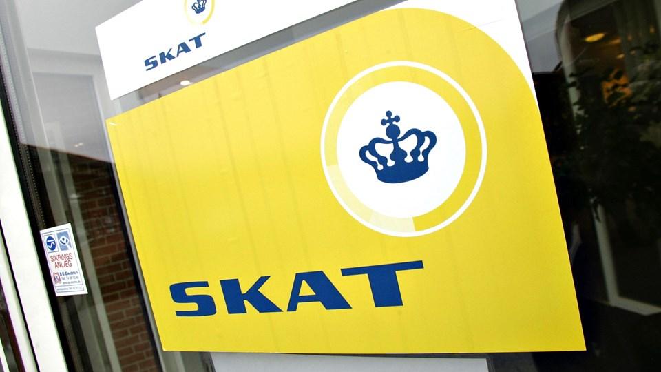 Skat har med et nyt digitalt værktøj fanget flere end 26.000 danskere, der ville pynte på deres årsopgørelse. Foto: Scanpix/Claus Fisker/arkiv