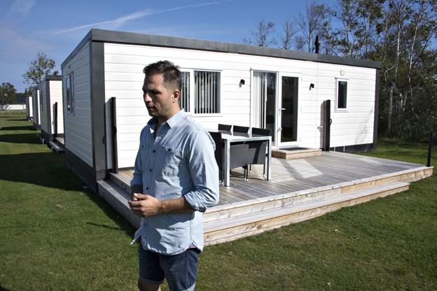 Kasper Wæhrens er selv gået forrest med at investere i Mobile Homes.  Arkivfoto: Kurt Bering