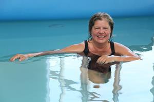 10 år med psoriasis-behandling på Læsø: - Her er vi alle ligesindede og i samme båd