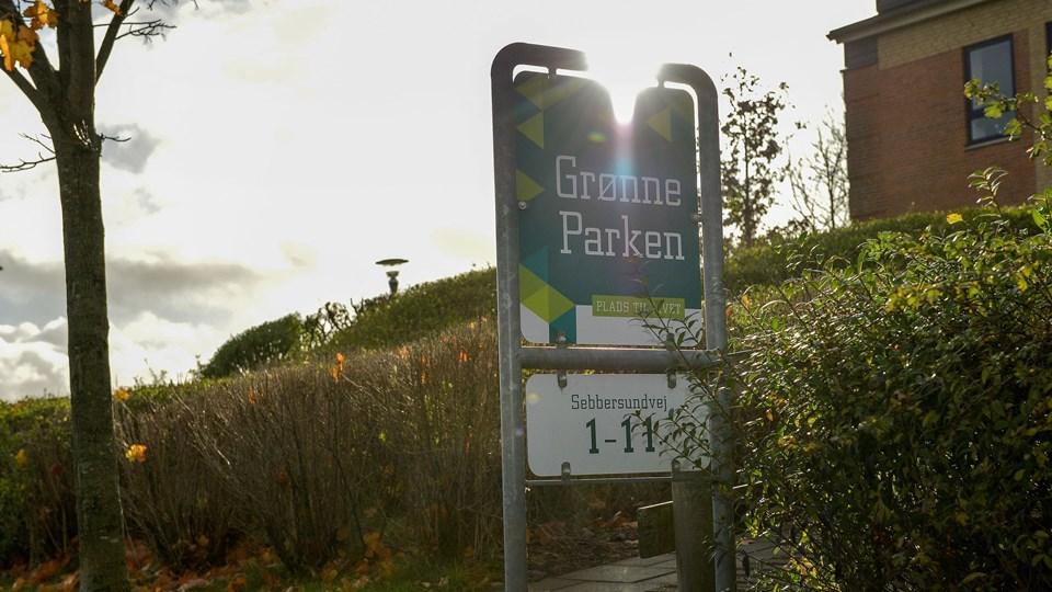 Det lysner over Sebbersundvej. Arkivfoto: Jesper Thomasen