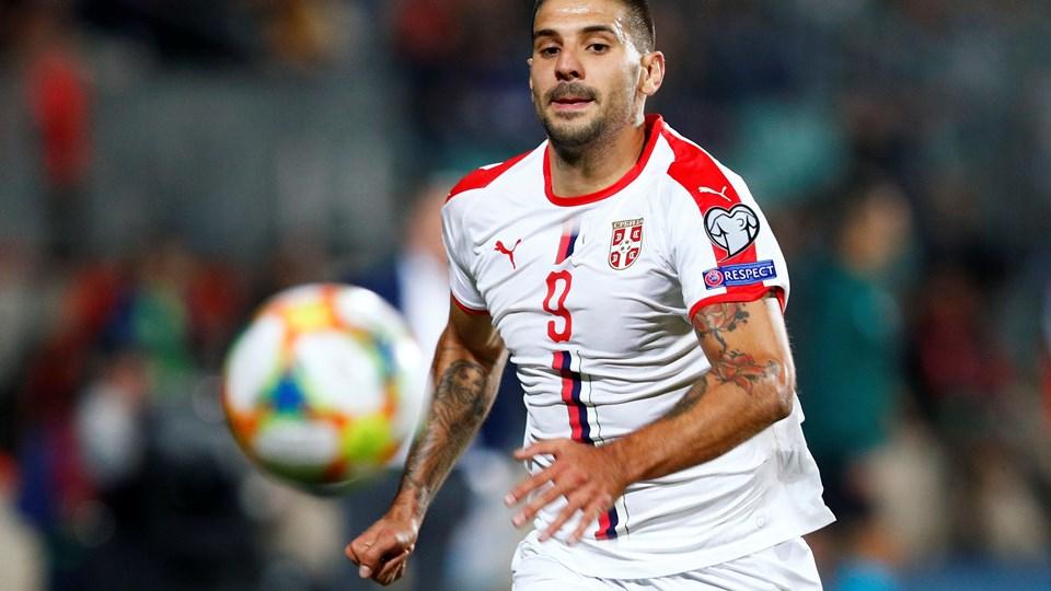Politiet undersøger ifølge AFP mulig svindel i forbindelse med salget af Aleksandar Mitrovic fra Anderlecht til Newcastle United.