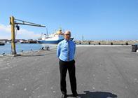 Hirtshals Havns mølleprojekt er i fuld gang