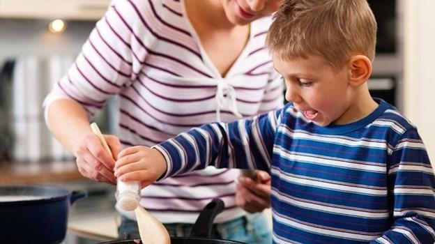 Undgå kræsne børn – udvid jeres madhorisont