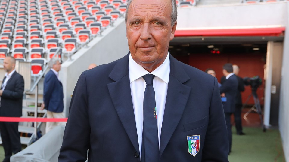 Gian Piero Ventura, som sidste år blev fyret som Italiens landstræner, skal stå i spidsen for Chievo, der ligger sidst i Serie A. Foto: Valery Hache/arkiv/Ritzau Scanpix