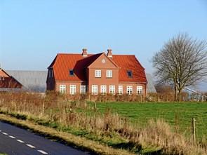 Bygningskultur: Landbrugets bygninger i Vendsyssel