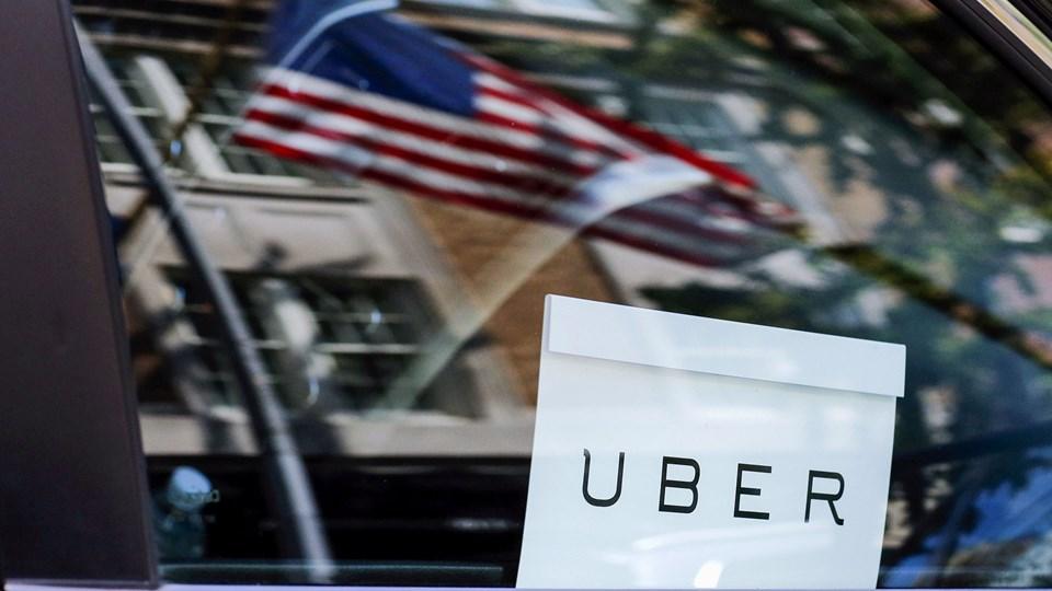 Uber-bilen var indstillet til autopilot, da ulykken skete. Arkivfoto: Eduardo Munoz, Reuters