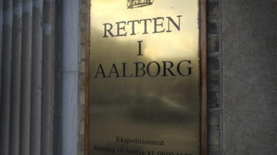 20-årig mand fra Aalborg varetægtsfænglet efter mistanke om adskillige indbrud. Arkivfoto