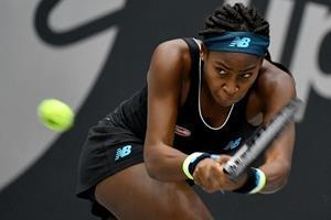 15-årig tenniskomet vinder sin første WTA-turnering