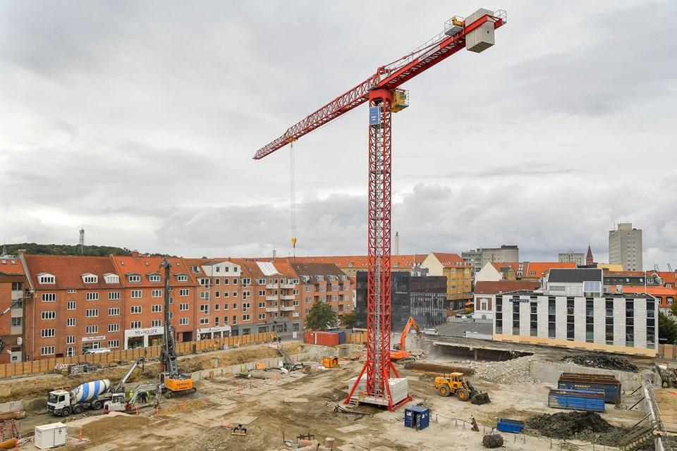 Byggeri G 229 R Snart For Alvor I Gang Nordjyske Dk