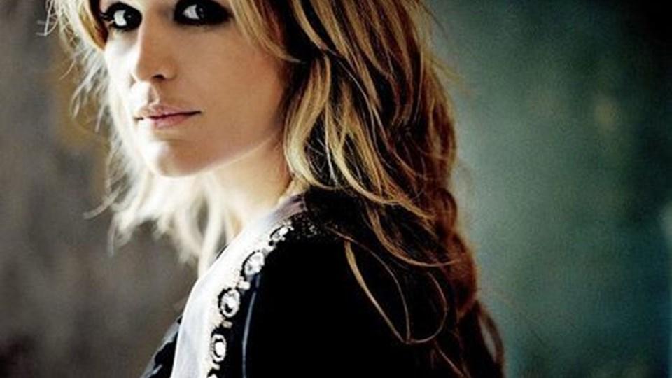 Nordjyske Randi Laubek bliver sammenlignet med Joni Mitchell.