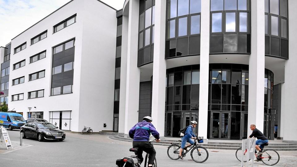 Der skal nedlægges stillinger på Hjørring Rådhus som led i budgetforliget. Arkivfoto: Hans Ravn