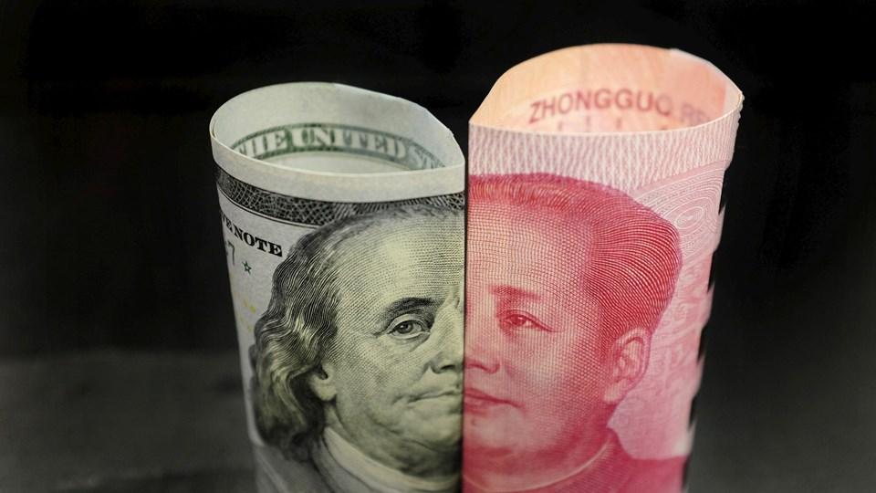 Handelsstriden mellem USA og Kina har gennem fæere måneder skabt stor usikkerhed på de internationale finansmarkeder.