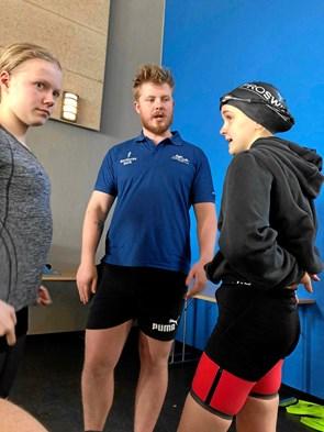 Svømmere fik nye rekorder