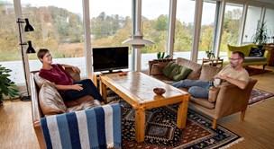 Ægtepar i Tårs har elbil og jordvarme: - Vi må tage ansvar for kloden