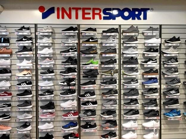 1. oktober bliver Intersport-butikken i Bredegade i Aalborg til en Sport 24.