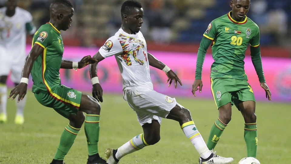Gabon Soccer African Cup Foto: /ritzau/AP/Sunday Alamba/arkiv