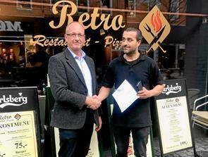Restaurant Retro i Hjørrings gågade skifter ejer