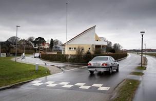 Fokus på farligt T-kryds: Vej på Mors lukkes delvist