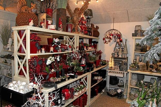 Julen nærmer sig. Foto: Flemming Dahl Jensen