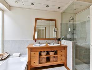 Gør dit køkken og badeværelse til dit eget med personlige strejf