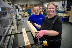 Kommunalt værksted i Thy skal fremstille møbler: Mangler lagerplads til 6000 senge