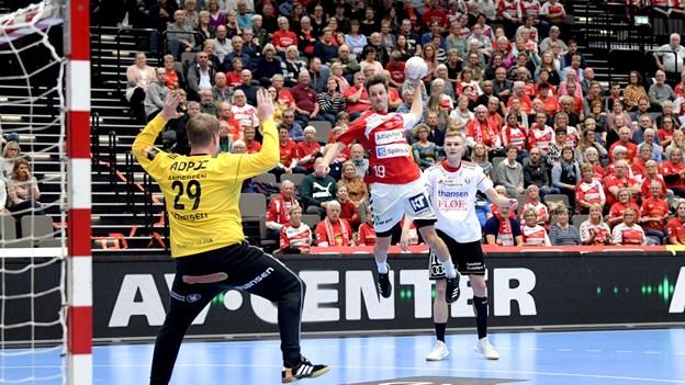 Aalborg Håndbold slog oprykkere og cementerede førstepladsen