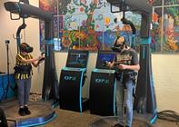 Vadum eSport havde besøg af VR Game