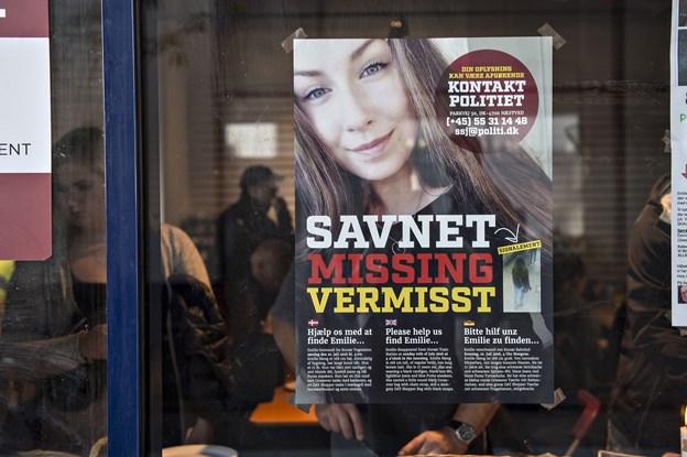 Medie: Mistænkt i dobbeltdrab kobles til Emilie Meng-sag