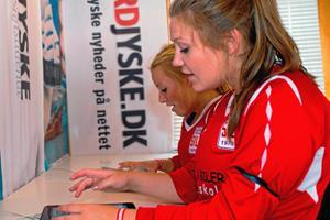 Dana Cup forbindes med verden via gratis Wi-Fi