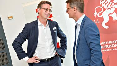 Se billederne: Nordjyske folketingspolitikere var på besøg hos NORDJYSKE