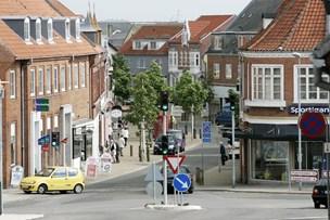 Kommune søger om millioner: Centrum og havn skal hænge bedre sammen
