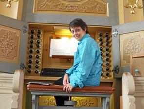 Italienske orgeltoner i Mariager