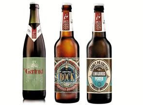 Tre nye øl fra Thisted Bryghus
