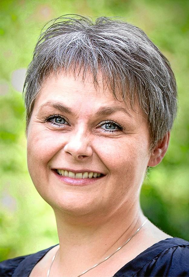 Fra årsskiftet er Jeanette Sagan ny gruppeformand for den konservative gruppe i byrådet. Arkivfoto